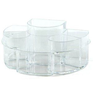 Caboodles Center Stage Acrylic Cosmetic Caddy